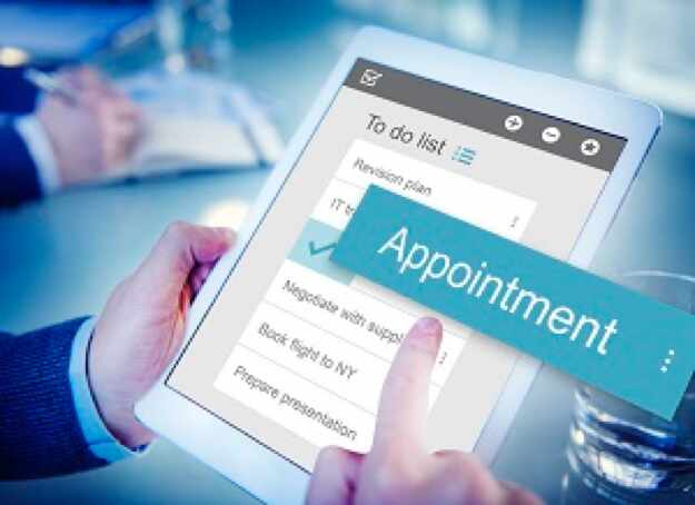 Web-based Scheduling Apps Make It Easy to Reschedule Appointments