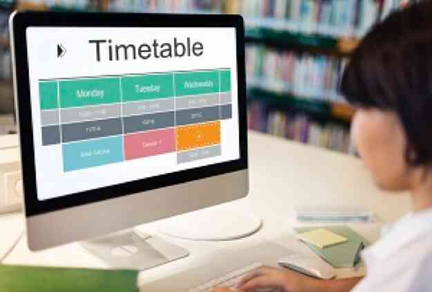 Considering Online Scheduling for School Events and Planning Is an Important Decision